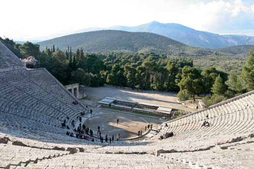 Destinations to see a show, Athens, Epidaurus