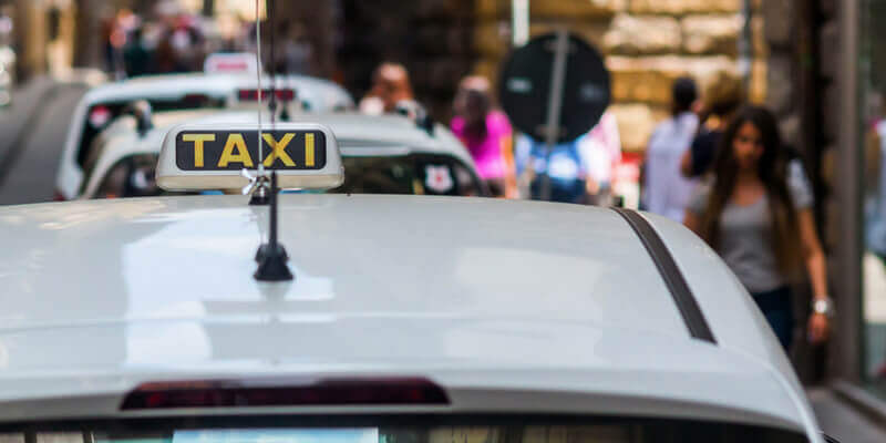 Florence taxi
