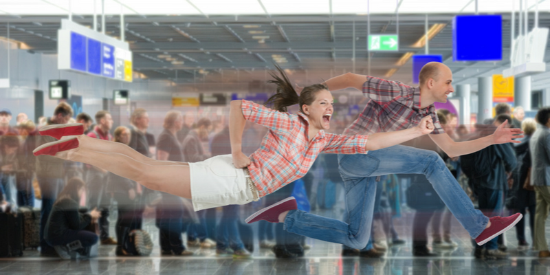 How To Get Through The Airport Fast