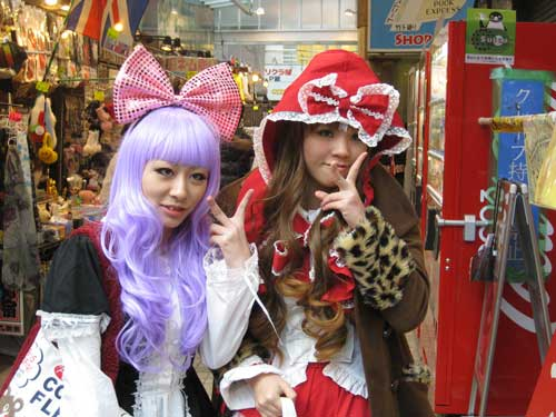 Best holiday destinations for photography, Tokyo harajuku