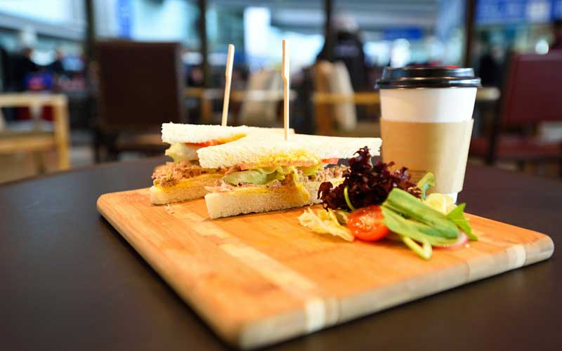 Best Long Haul Flight Food With Cuisine Cosy Fly