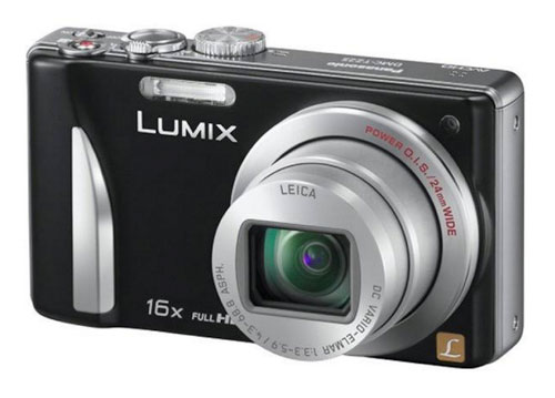 Lumix Web Holiday Camera