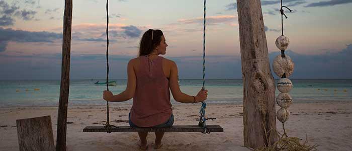 Mexico Beach Swing