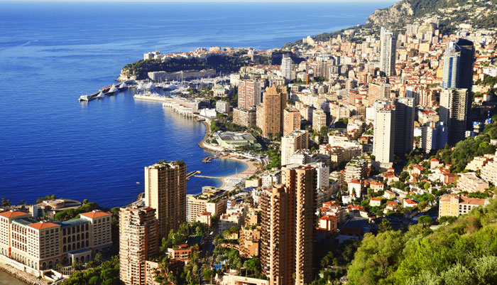 Most And Least Densely Populated Countries In The World - Is monaco a country