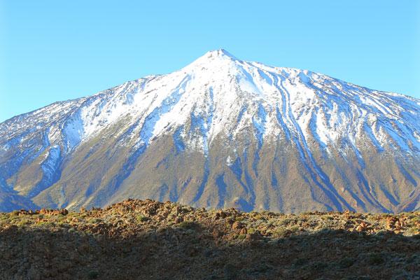 Mountain in Tenerife