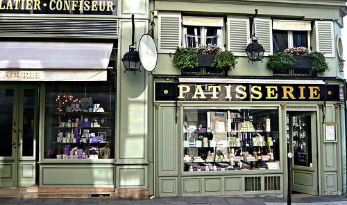 Hidden Paris, patisserie