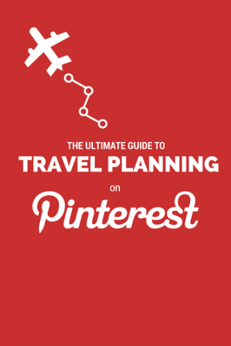 Pinterest for Travel Planning