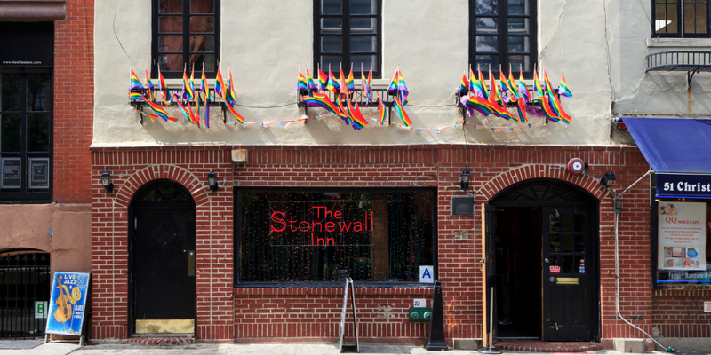 New York LGBT Pride Stonewall Inn