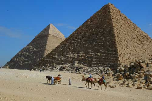 Best holiday destinations for photography, Pyramids