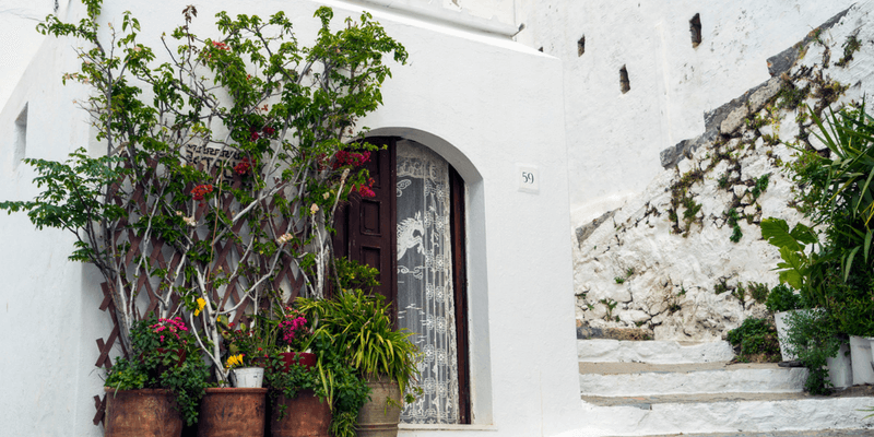 House in Lindos