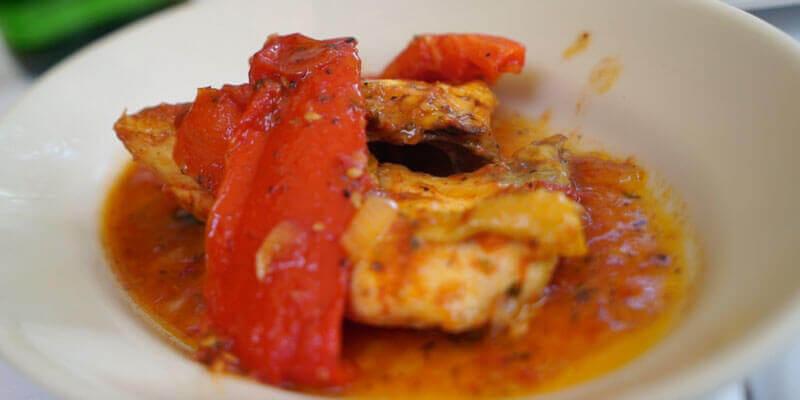 Rome Flavio food