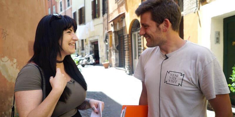 Rome Italian lesson