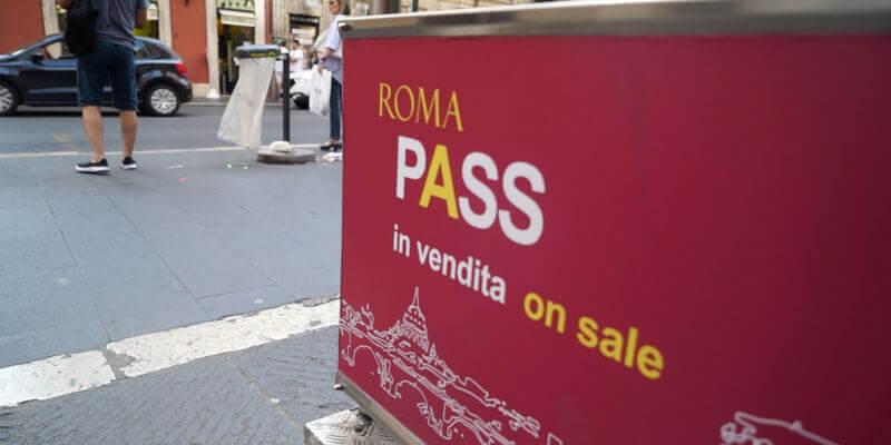 Rome Roma Pass ticket