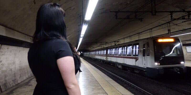Rome train