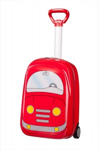 Best children's luggage, Samsonite Sammies bus