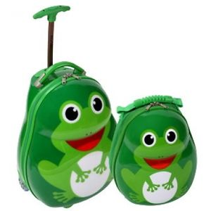 Best children's luggage, Skyflite Kidz Frog