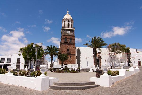 Square in Tenerife