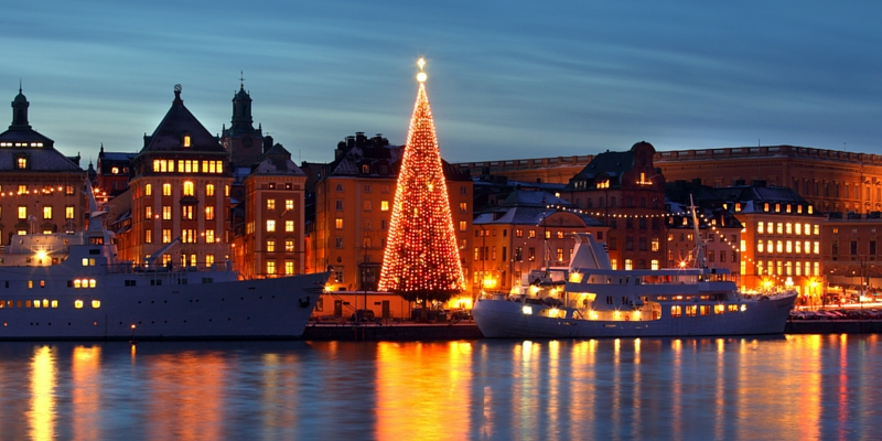 The Best Christmas Lights Around The World