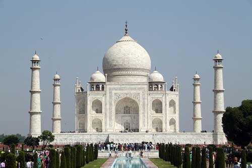 Best holiday destinations for photography, Taj Mahal