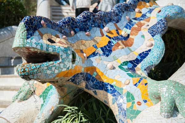 Parc Guell, Barcelona
