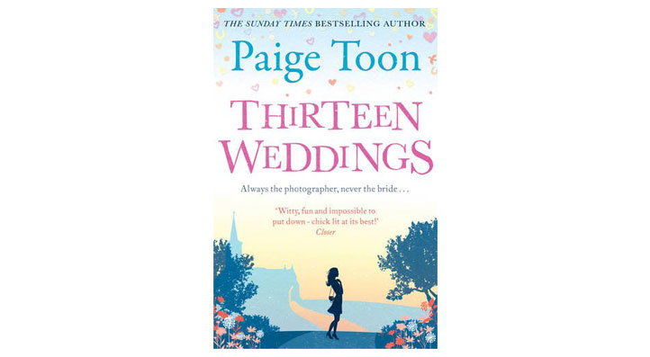 Thirteen Weddings, Paige Toon.
