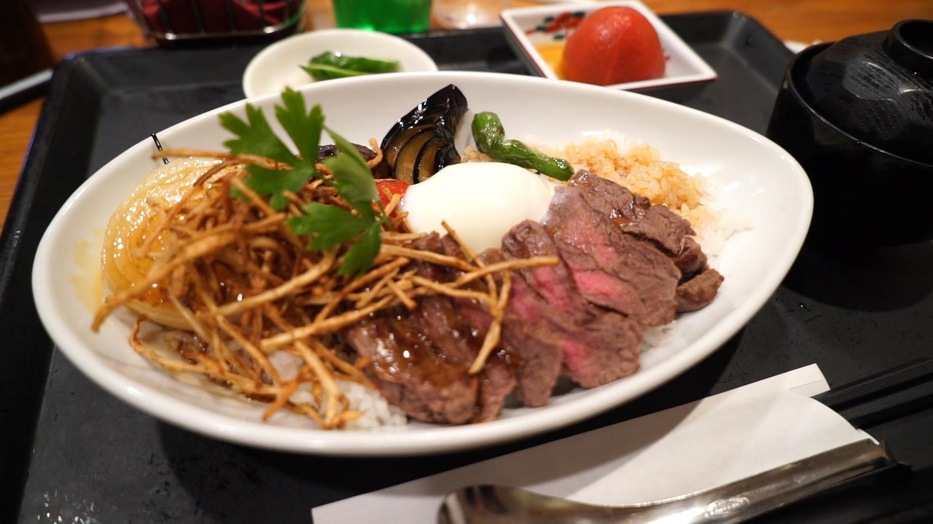 Japanese beef fillet