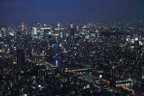 Best holiday destinations for photography, Tokyo