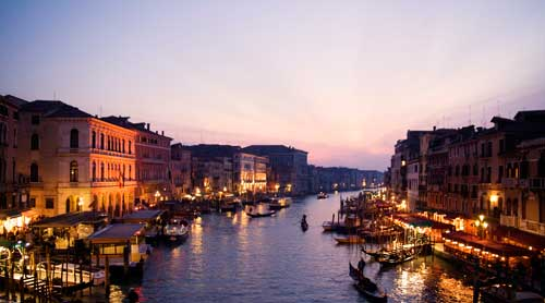 Best holiday destinations for photography, Venice