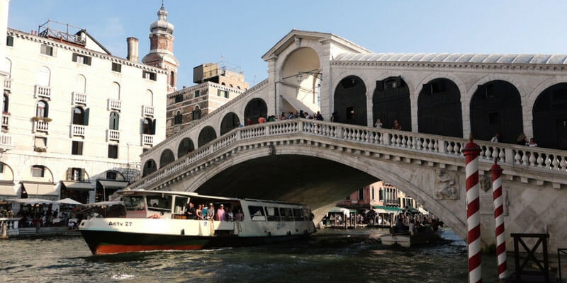 Venetian vaporetto