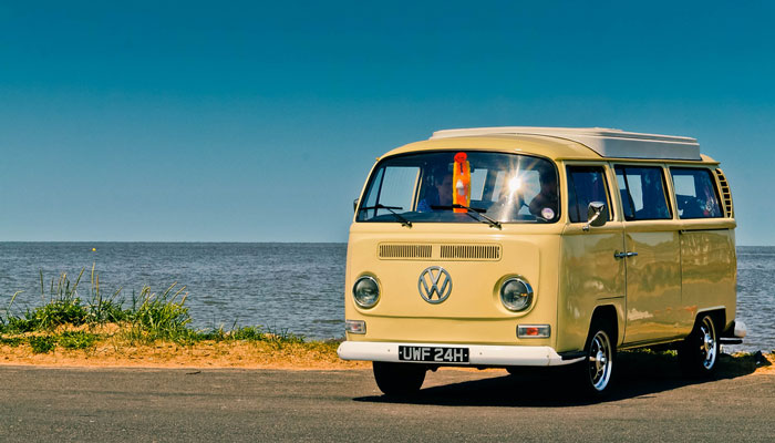 Retro Campervan