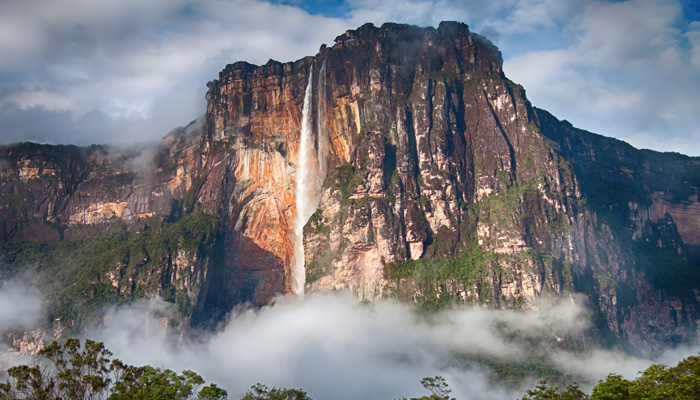 Image result for ANGEL FALLS, VENEZUELA