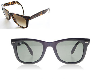 Win a pair of Ray-Ban Wayfarers