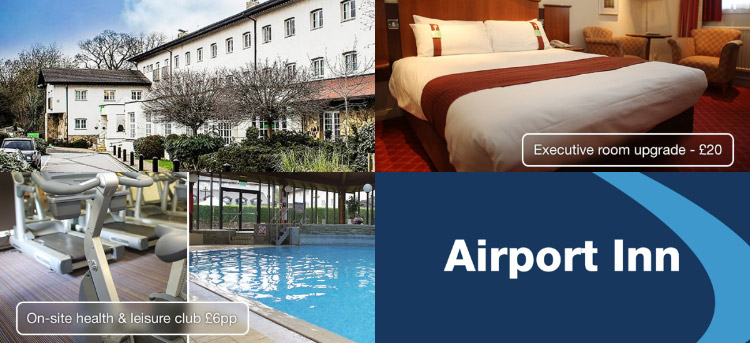 airport inn manchester airport hotel photo banner