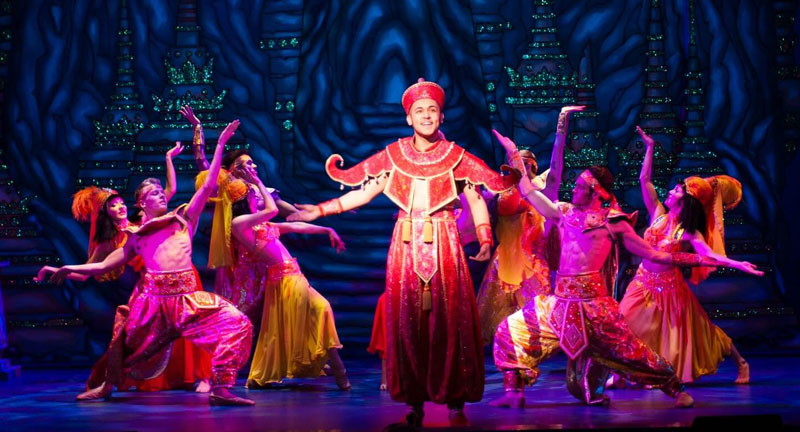 Aladdin London Theatre Breaks