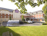 Birmingham Airport Premier Inn with Parking