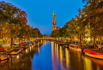 Amsterdam - destination for business travel