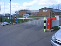 Airparks East Midlands Barrier