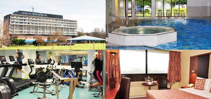 erskine bridge hotel glasgow airport leisure facilities