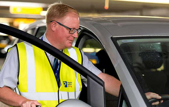 Gatwick meet and greet parking deals from just 725 per day gatwick meet and greet driver m4hsunfo