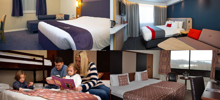 3 star glasgow airport hotels family room photo banner