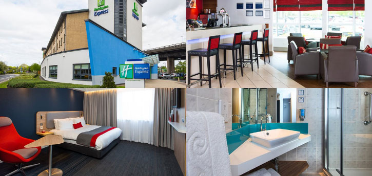 holiday inn express glasgow airport on site airport hotels photo banner