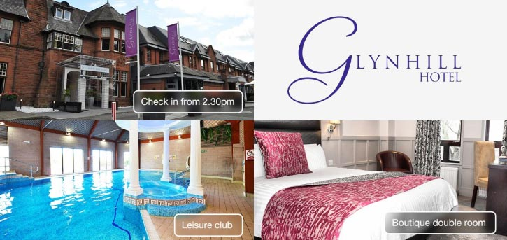 glynhill hotel glasgow airport leisure facilities
