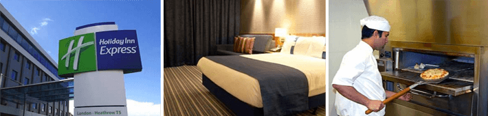 Heathrow Terminal 5 Holiday Inn Express T5