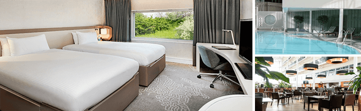 Hilton T4 Heathrow Terminal 4 Hotels