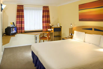 glasgow holiday inn express on-airport hotel