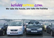 Holiday Extras web video