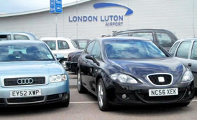 Meet and greet luton airport hassle free parking luton priority parking m4hsunfo