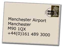 meet and greet manchester terminal 1 postcode lottery