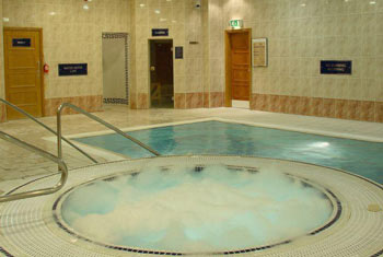 Pool at Menzies Hotel Luton Airport