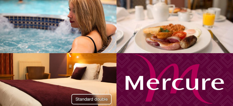 mercure manchester airport hotel photo banner